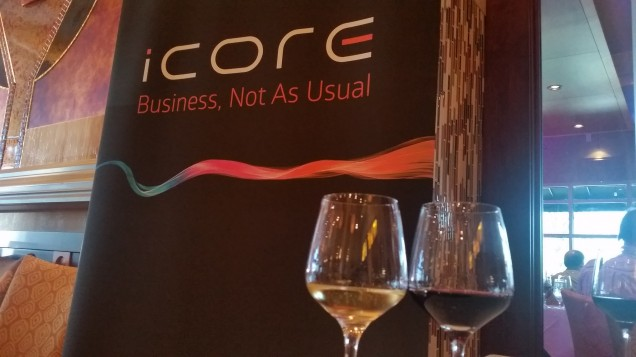 iCore Business Not as Usual
