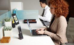 ShoreTel's 930D Wireless IP Phone