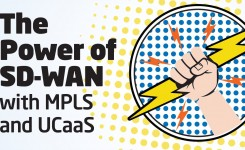 SD-WAN with MPLS and UCaaS